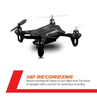 Mini 2.4 Ghz 6 Axis Gyroscopic Drone With Remote And HD Camera