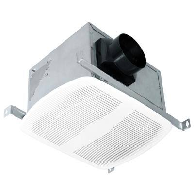 ENERGY STAR® Certified Quiet 50 CFM Ceiling Bathroom Exhaust Fan