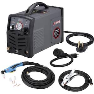 APC-30, 30 Amp Plasma Cutter, 115-Volt/230-Volt Dual Voltage Compact Metal Cutting Machine, 3/8 in. Clean Cut