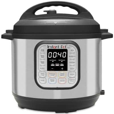 8 qt. Stainless Steel Duo Electric Pressure Cooker
