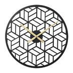 Decorative Black Modern Wall Clock