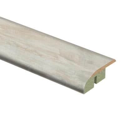 Whitewashed Walnut 1/2 in. T x 1-3/4 in. Wide x 72 in. Length Laminate Multi-Purpose Reducer Molding