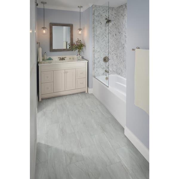 Matte Floor And Wall Porcelain Tile 16, Porcelain Bathroom Wall Tiles Home Depot