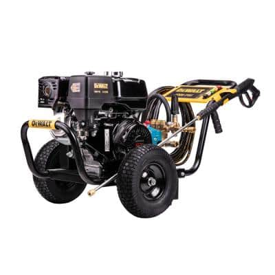 4200 PSI 4.0 GPM Belt Driven Gas Pressure Washer Powered by HONDA (49-State)