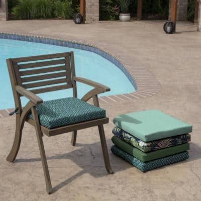 Alana Tile Rectangle Outdoor Seat Pad