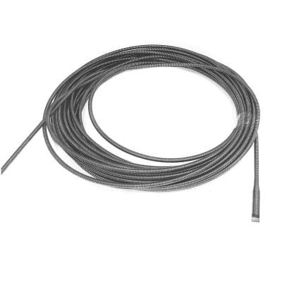 C-6 3/8 in. x 35 ft. Male-Coupling Replacement Drain Cleaning Cable