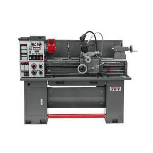 Powermatic 220 Volt 2hp 1ph Lathe With Risers 1353001 The Home Depot