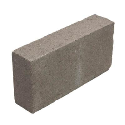 16 in. x 8 in. x 4 in. Normal Weight Concrete Block Solid