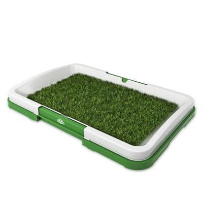 Artificial Grass Bathroom Mat for Small Pets