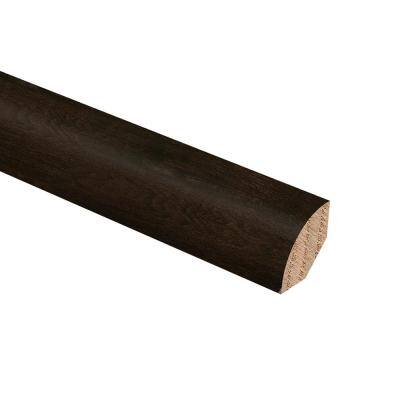 Hickory Wadell Creek 3/4 in. Thick x 3/4 in. Wide x 94 in. Length Hardwood Quarter Round Molding