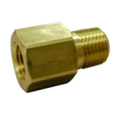 """1000 PSI Maximum Pressure Snubber for Air or Gas with 1/4"""" NPT"""