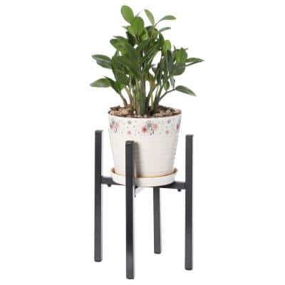 Adjustable Metal Plant Holder, Flower Pot Stand Expands from 9.5 in. to 14.5 in.