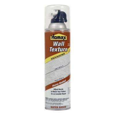 20 oz. Wall Knockdown Water Based Spray Texture