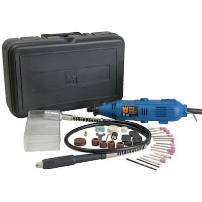 Rotary Tool Kit with Flex Shaft