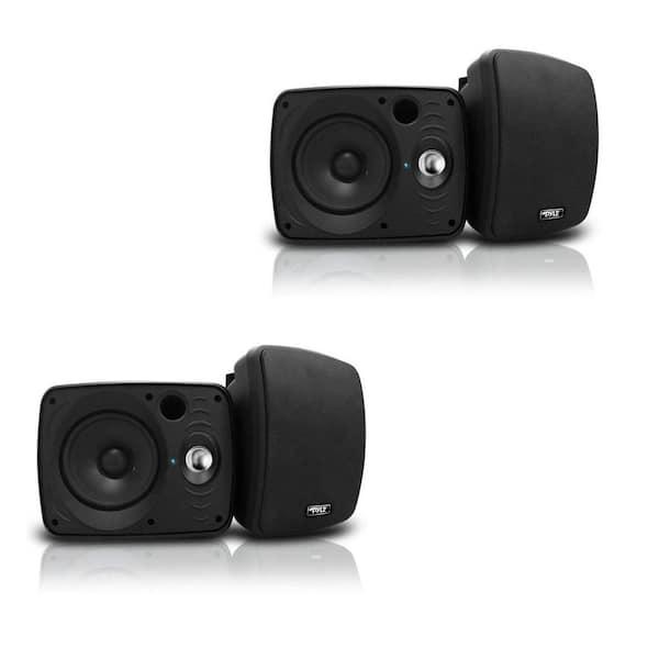 Pyle 6 5 In Waterproof Bluetooth, Pyle Outdoor Speakers