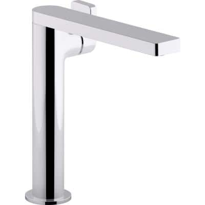 Modern Vessel Sink Faucets Bathroom Sink Faucets The Home Depot