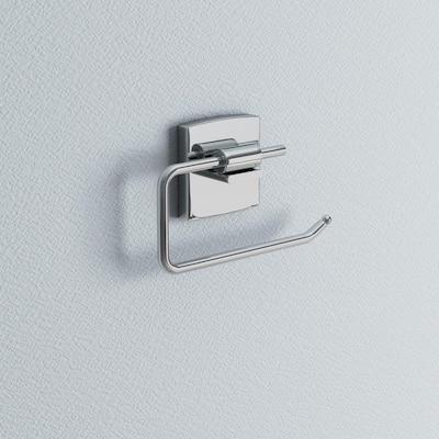 Klaam Toilet Paper Holder-Single Post in Chrome