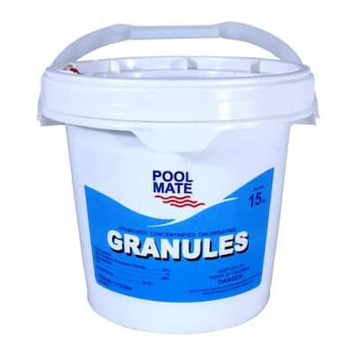 15 lb. Pool Concentrated Chlorinating Granules