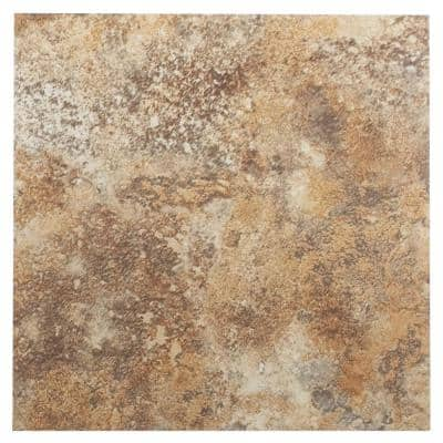 Sterling Natural Granite 12 in. x 12 in. Peel and Stick Vinyl Tile (20 sq. ft. / case)