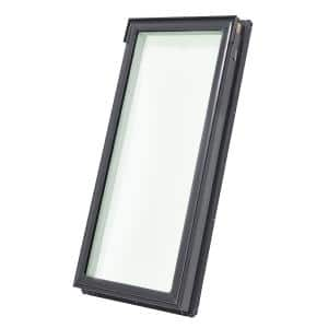 21 in. x 54-7/16 in. Fixed Deck-Mount Skylight with Laminated Low-E3 Glass
