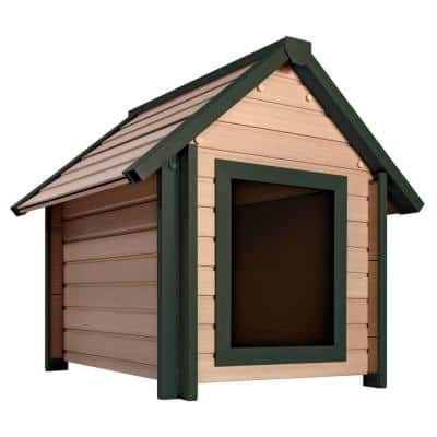 ECOFLEX Bunk Style Dog House - Large