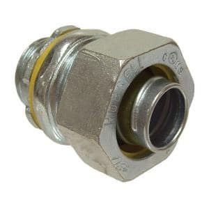 1/2 in. Uninsulated Liquidtight Connector