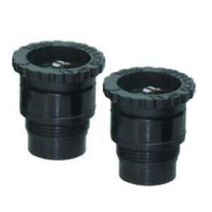 570 Series 0 - 360-Degree 15 ft. Van Nozzle Sprinkler Heads (2-Pack)