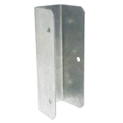 FB Galvanized Fence Rail Bracket for 2x6 Nominal Lumber