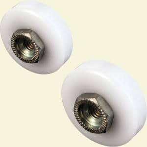 3/4 in. and 7/8 in. Tub Rollers (4-Pack)