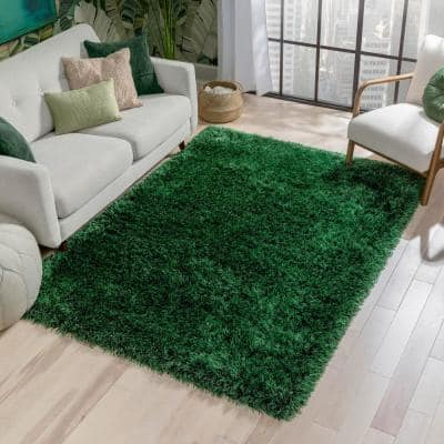 Green 5 X 7 Area Rugs The