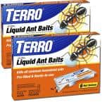 Indoor Liquid Ant Killer Baits (2-Pack)