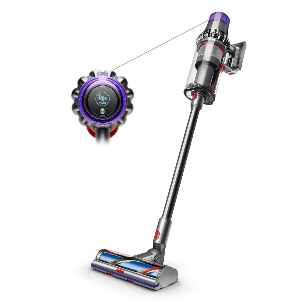 Dyson Outsize Cordless Stick Vacuum Cleaner-368341-01 - The Home Depot