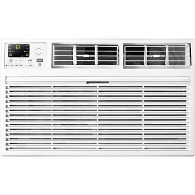 8,000 BTU 115-Volt Through-the-Wall Air Conditioner Unit with Heat