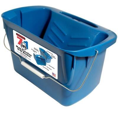 12-qt. 7-in-1 Multi-Function Bucket (3-Pack)