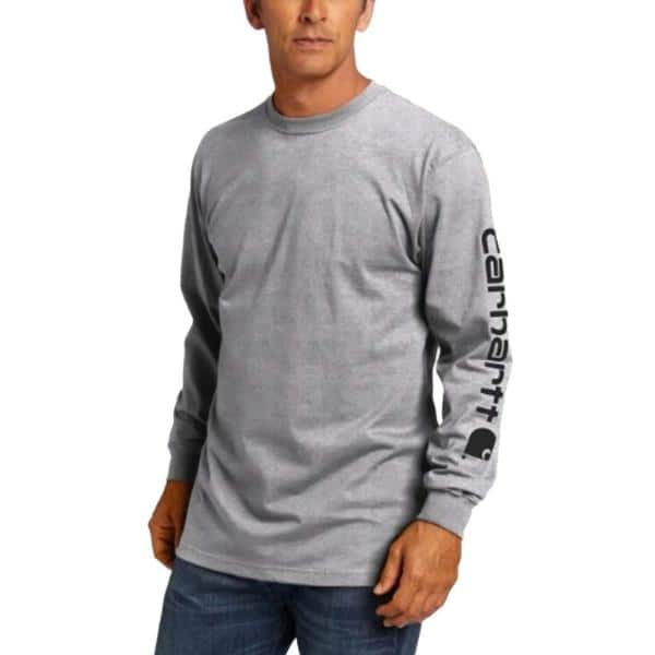 Ridgemont Range Mens T-shirt Athletic Heather All Sizes