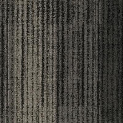 Framer Steel 24 in. x 24 in. Carpet Tiles (8 syds. case/carton - 18 Tiles case/carton)