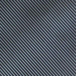 Fine-Ribbed Rubber Flooring Black 36 in. W x 120 in. L Rubber Flooring (30 sq. ft.)