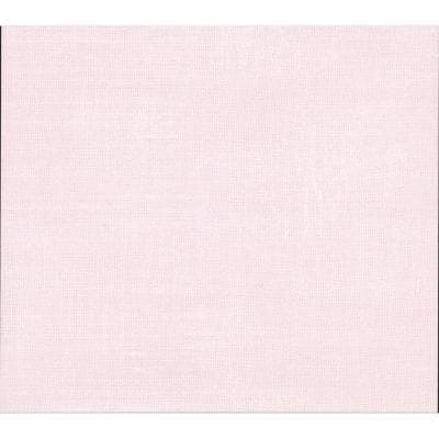 Langston Light Pink Linen Texture Strippable Roll (Covers 55 sq. ft.)