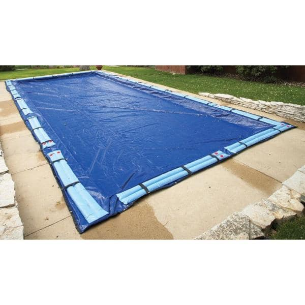 Pool Mate 2040TK-PM Double Water Tube Complete Kit for Winter Pool Cover Blue