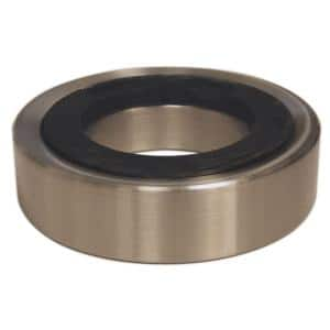 Decorative 3 in. Mounting Ring in Brushed Nickel