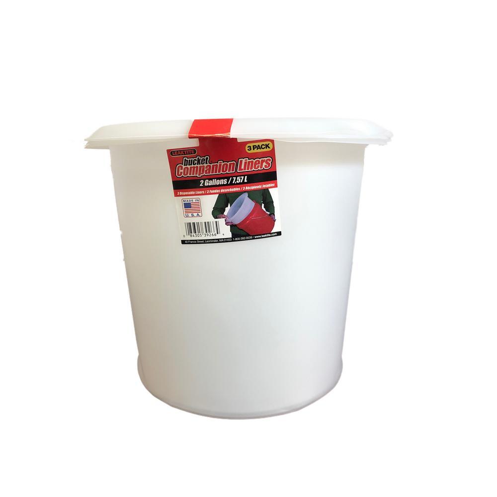 2 gal. Bucket Liner (720 Units/Pallet)