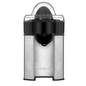 Pulp Control 36 fl. oz. Stainless Steel Cold Press Juicer