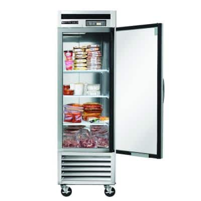 23 cu. ft. Stainless Steel Commercial Reach In Freezer in Stainless
