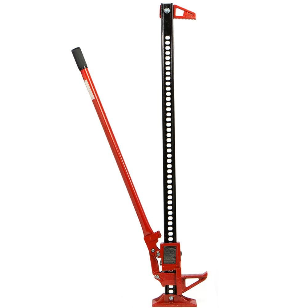 Stark 48 in. 3-1/2-Ton Farm Jack