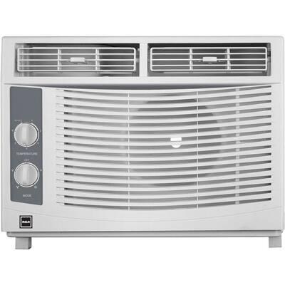 150 sq. ft. 5,000 BTU Window Air Conditioner in White RACM5010