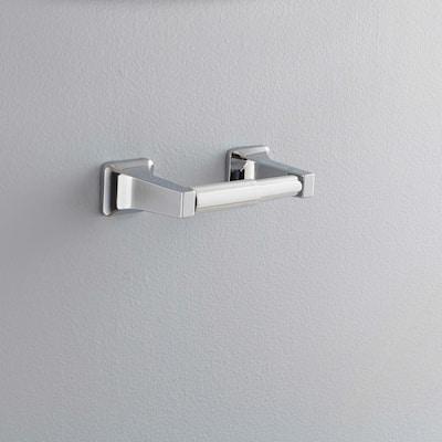 Futura Toilet Paper Holder in Chrome