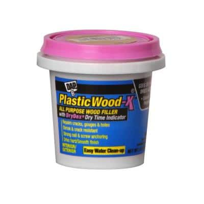Plastic Wood-X with Drydex 5.5 oz. All Purpose Wood Filler (12-Pack)