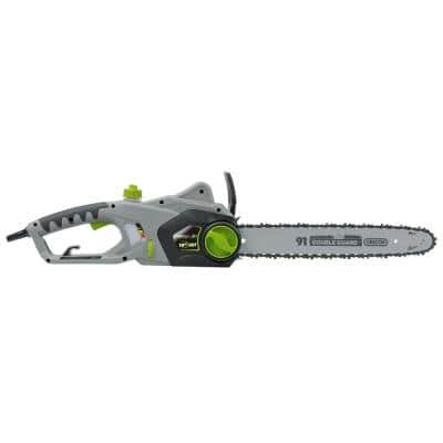 16 in. Electric Chainsaw