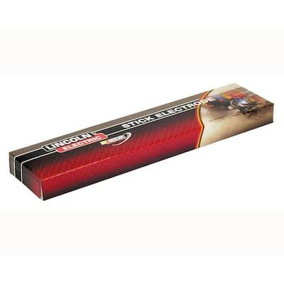 1/8 in. Dia. x 14 in. Long Fleetweld 7018AC-RSP E7018 Stick Welding Electrodes (5 lb. Box)