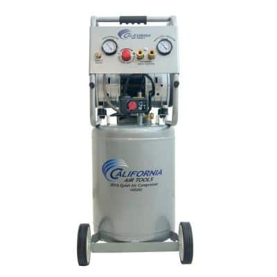 10 Gal. 2.0 HP Ultra Quiet and Oil-Free Electric Air Compressor